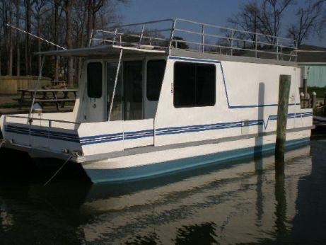 2002 Catamaran Cruisers Vagabond 10x35