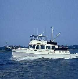 Grand Banks Motor Yacht, Deltaville, VA