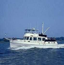 1994 Grand Banks Motor Yacht