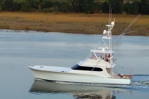 2002 Sea Island Boatworks Custom Carolina Convertible