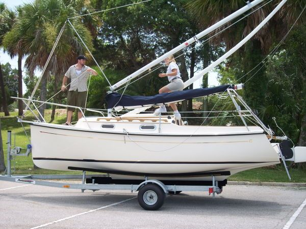 2019 Com-Pac Eclipse Sail Boat For Sale - www yachtworld com