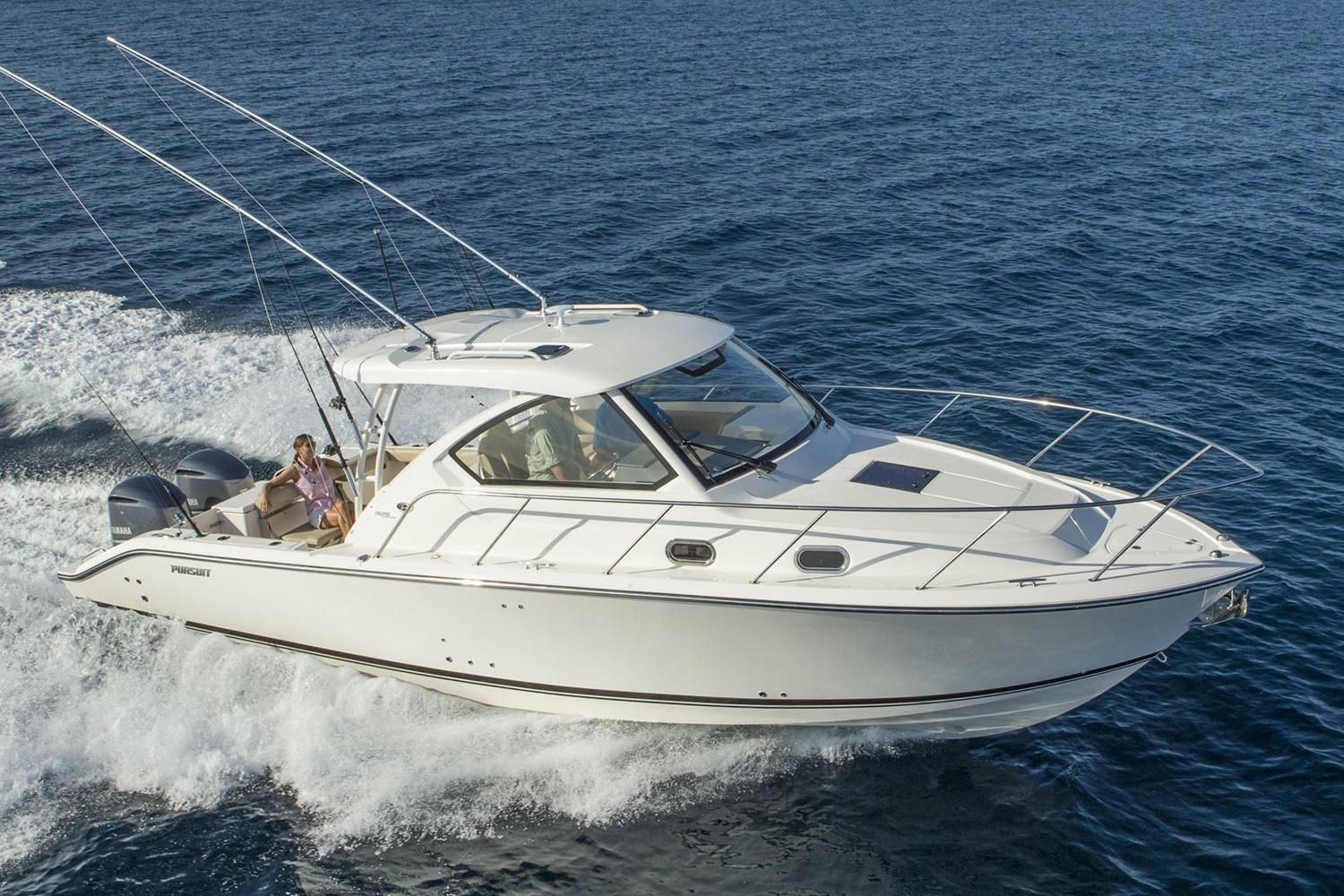 2017 Pursuit Os 325 Offshore Power Boat For Sale Www