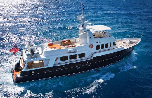 2004 Moonen Offshore 90