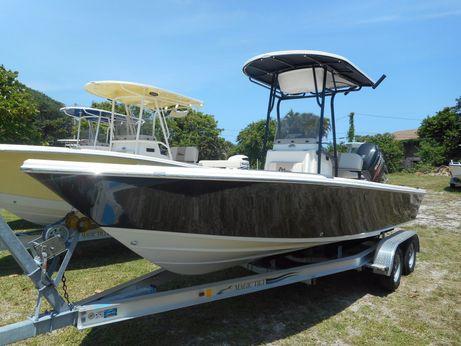 2016 Sea Chaser LX Bay