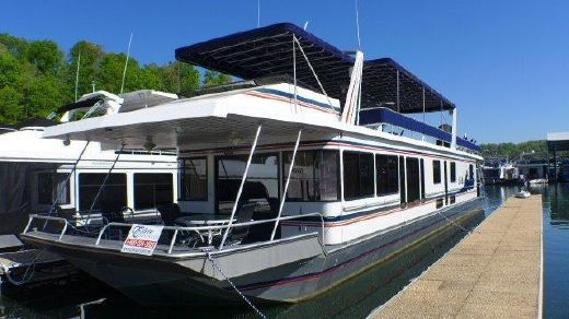 1996 Sunstar 18x93 Houseboat