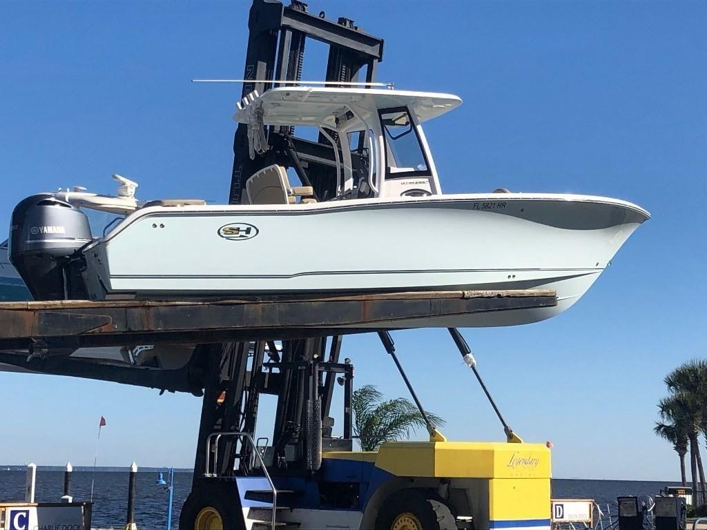 2018 Sea Hunt Ultra 255 Se Power Boat For Sale Www
