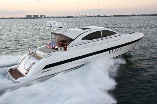2006 Mangusta Sport Yacht
