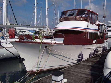 1987 Sea Ranger 45