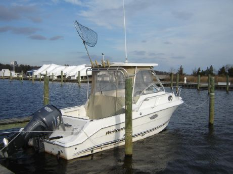 2002 Wellcraft 250 Coastal W/A