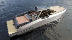 2018 Mazu Yachts 52 HT OPEN