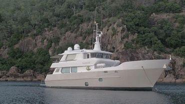 2008 Custom Expedition 82 Motor Yacht
