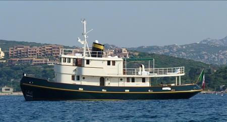 1962 Solimano Tug 24 m
