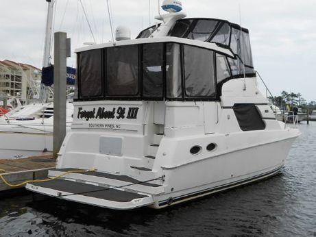 2001 Silverton 392 Motor Yacht