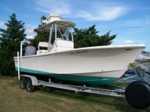 2012 Jones Brothers 23' Cape Fisherman