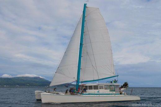 2014 Custom Catamaran 56