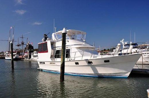 1987 Golden Star 2 Stateroom Sundeck Motoryacht