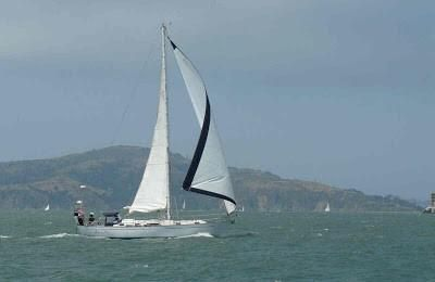 1985 Passport 40 Sloop