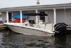 2015 Boston Whaler 270 Dauntless