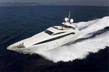 2007 Isa Yachts 120 Sport