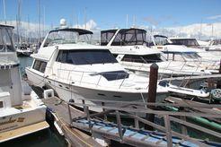 2001 Bayliner 4788 pilothouse motoryacht