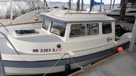 2001 C-Dory Cruiser