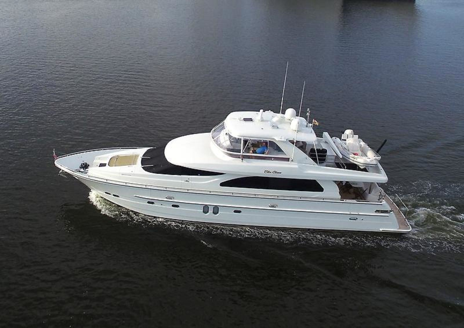 2006 horizon motor yacht power new and used boats for sale for Klakring motor co annapolis