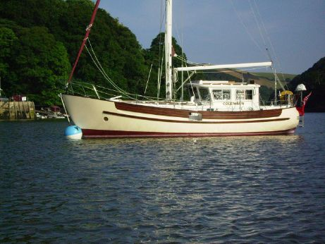1999 Fisher 34