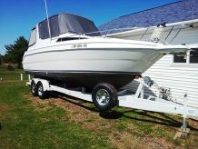 1996 Wellcraft 260 Excel SE with Trailer
