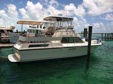 1989 Hatteras Double Cabin Motor Yacht