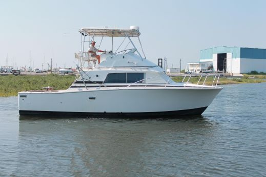 1979 Bertram 33 Sport Fisherman