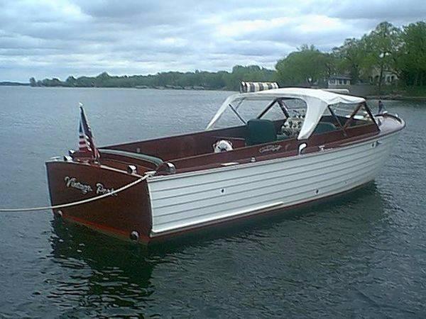 1960 chris craft sea skiff power boat for sale www for Skiff craft boats for sale