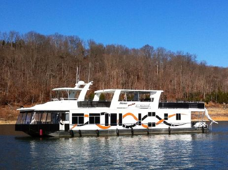 2002 Sharpe 18' x 84' Houseboat