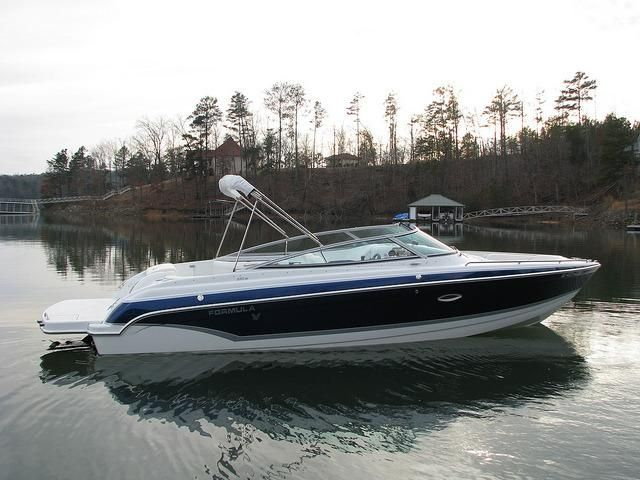 2008 Formula 260 BR (JSS) Power Boat For Sale - www.yachtworld.com
