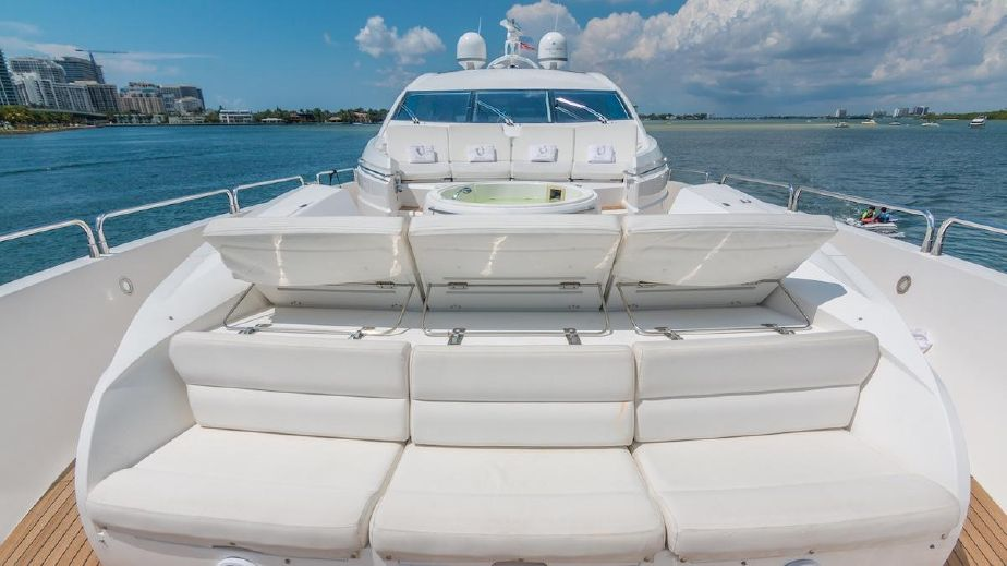 2007 Sunseeker Predator 108 Power New and Used Boats for Sale -