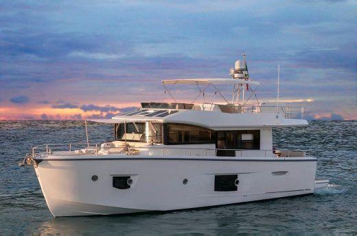 2015 Cranchi Eco Trawler 53 Long Distance