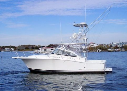 2004 Luhrs 30 Open W/Bow Thruster