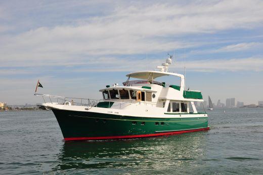 2008 Selene 53 Ocean Trawler