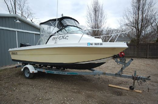 2006 Angler 204 WA LIMITED EDITION