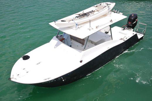 2007 Custom Carolina Speed Boat