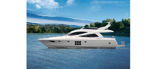 2016 Dyna Yachts D63
