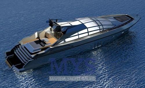 2009 Custom Fashion Yachts 88 Diamond