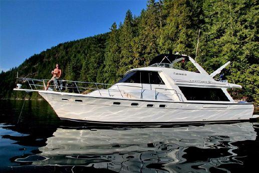 2000 Bayliner 4788 Pilot House Motoryacht
