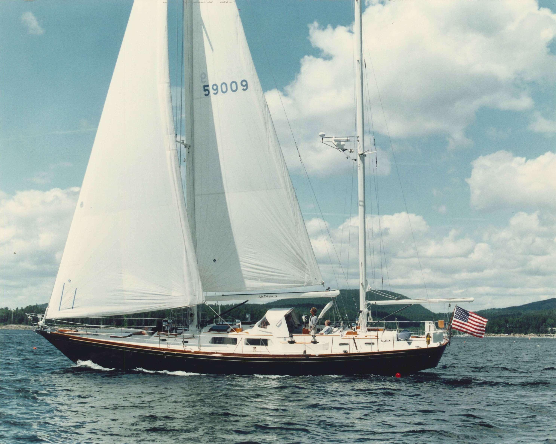 Hinckley Sou'wester 59 CC Ketch, Southwest Harbor, ME