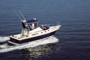 2002 Albin 35 Command Bridge