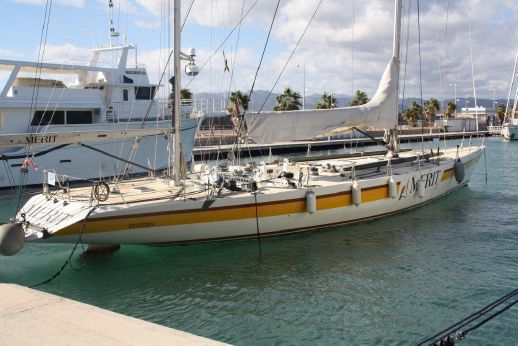 1988 Maxi 80 MERIT KETCH