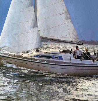 1990 Dehler 34