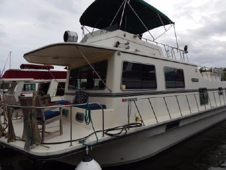 1986 Harbor Master 520