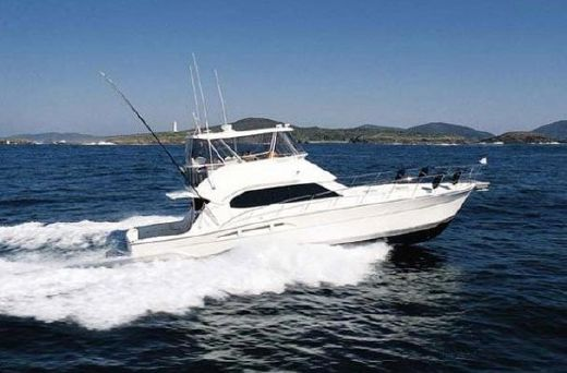 2006 Riviera 51 Open Flybridge