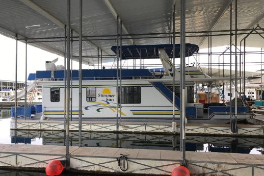 2000 Stardust Cruisers Houseboat