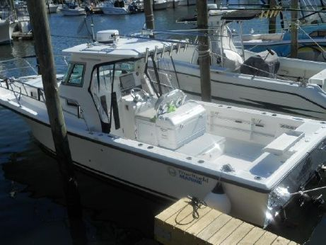 2005 True World Marine TE288